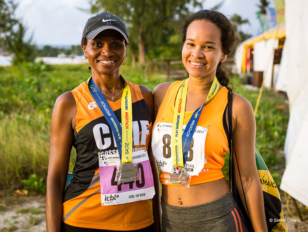 Barbados Marathon 2015 - Credit: Simon Drvaric