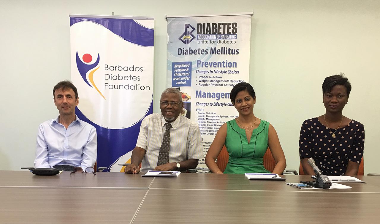 Diabetes reversal study