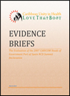 Port of Spain Evaluation: Evidence Briefs