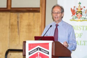 Professor Sir Michael Marmot President World Medical Association