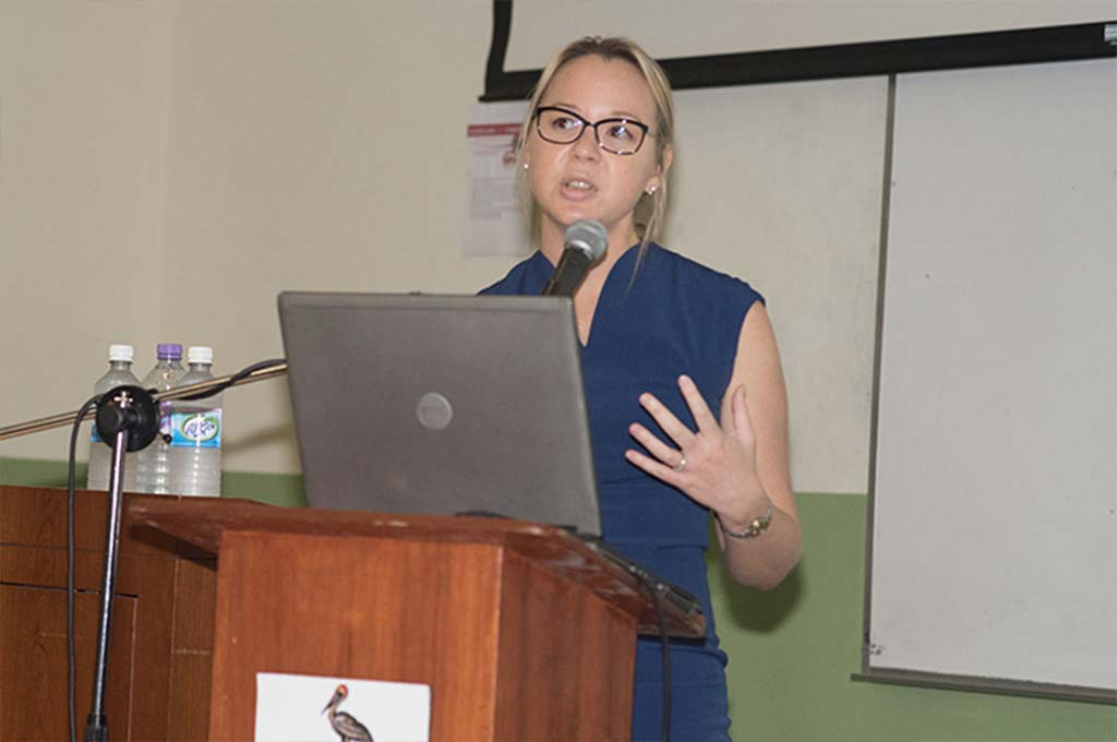 Christina Howitt Lecturer, Chronic Disease Research Centre