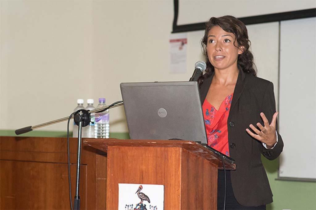 Miriam Alvarado Research Assistant, Chronic Disease Research Centre
