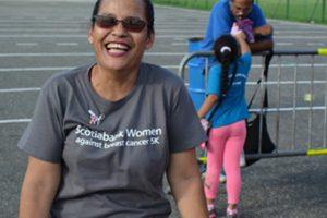 Michelle O'Kieffe from Trinidad