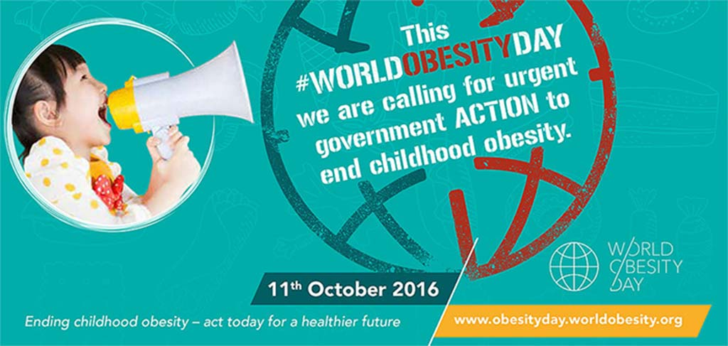 World Obesity Day 2016