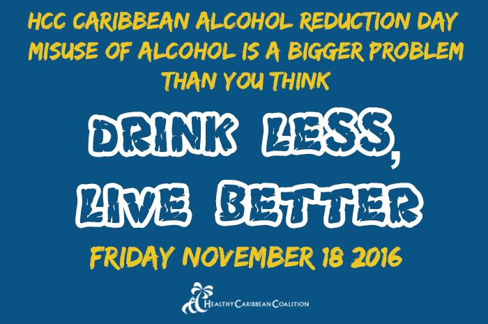 HCC FIRST ANNUAL CARIBBEAN ALCOHOL REDUCTION DAY