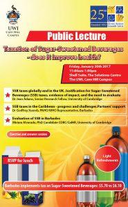 SSB Public Lecture Flyer