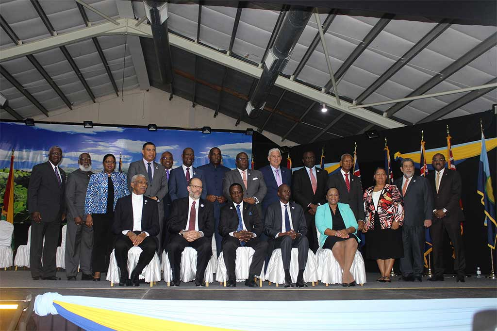 CARICOM Heads of Government 2017