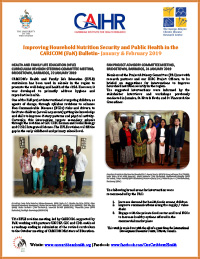 FaN Bulletin January and February 2019
